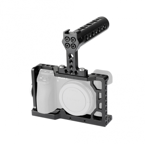 HDRiG Sony a6500 cage kit