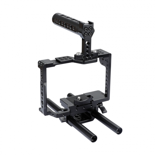 Sony A7sii Camera Cage Rig