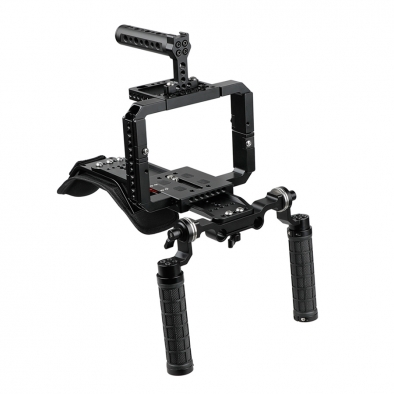 HDRiG RED DSMC2 Shoulder Rig