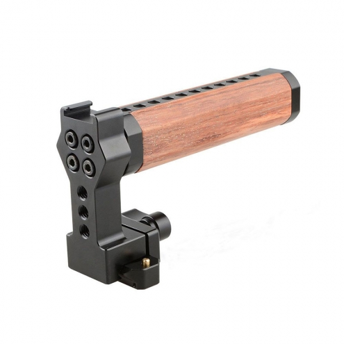 QR Wooden Top Handle