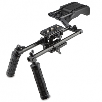 DSLR Shoulder Mount Support Rig