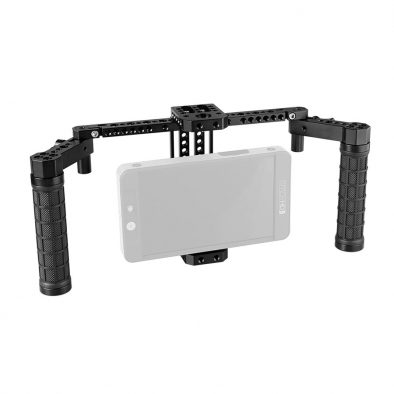 Adjustable Monitor Cage Kit