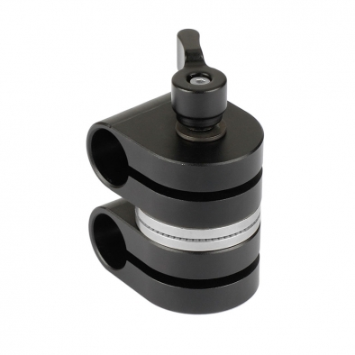 Railblock Swivelled Rod Clamp Mount