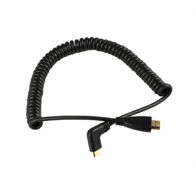 HDMI To Right-angle Mini HDMI Cable