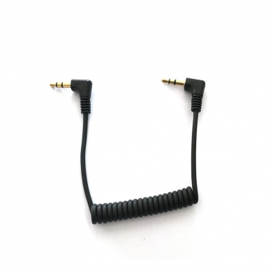 3.5mm TRS Coiled Cable