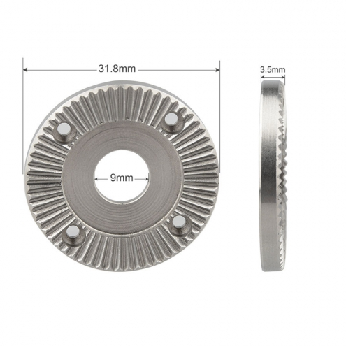Unthreaded Hole ARRI Rosette