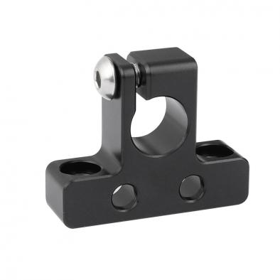 Unthreaded 15mm Single Rod Clamp