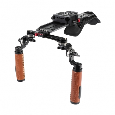 Handhled Shoulder Mount Rig