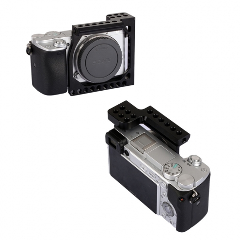 Sony A6600 Half Cage