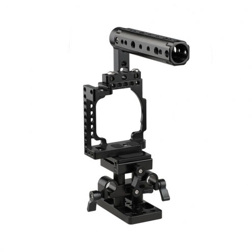 Sony Camera Cage With QR Baseplate