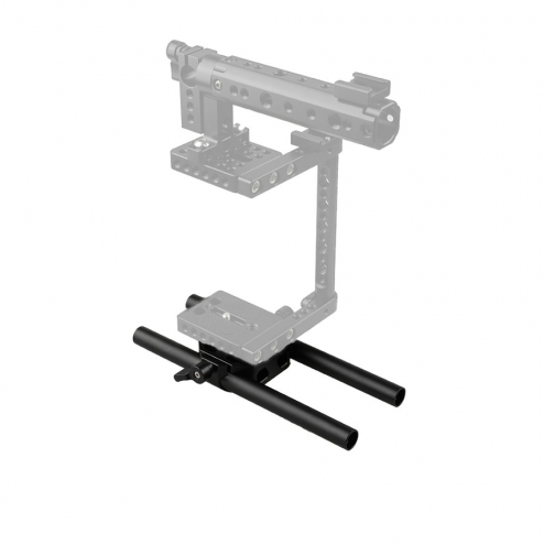 15mm Double Rods Baseplate Set