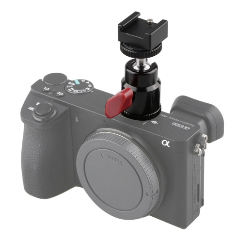 Camera Cold Shoe Mount