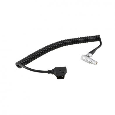 Canon C300 Power Cable Right-angle