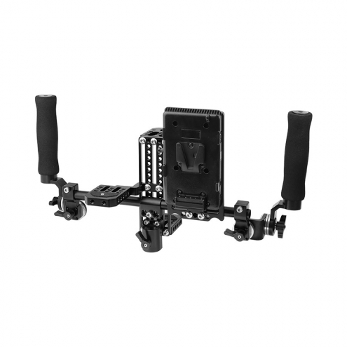 On camera Monitor Cage Kit