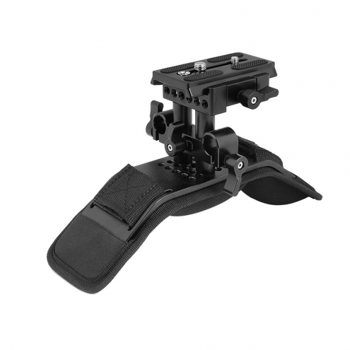 Adjustable Baseplate Shoulder Mount