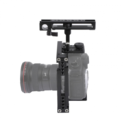 DSLR Camera Extension-type Half Cage