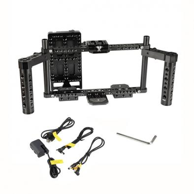 Adjustable Camera 7 Monitor Cage Rig
