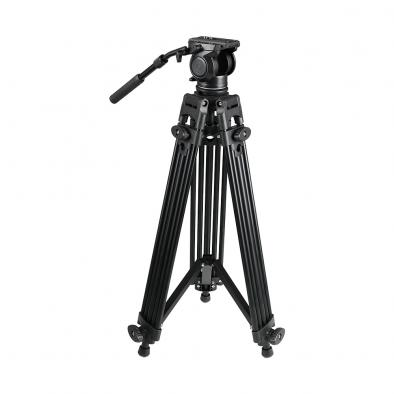 57 Inch Professional Video Tripod System