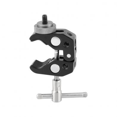 Super Clamp with 1/4 Screw Mount