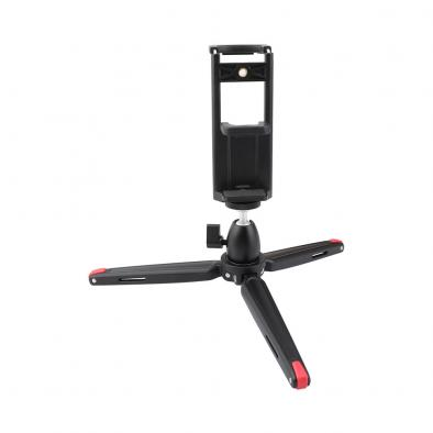 Tripod with Smartphone and IPad Holder