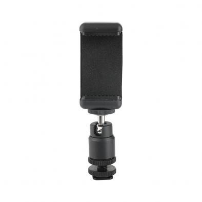 Shoe Mount Ballhead with Phone Cilp