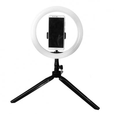 10 Inch LED Ring Light Tripod Stand