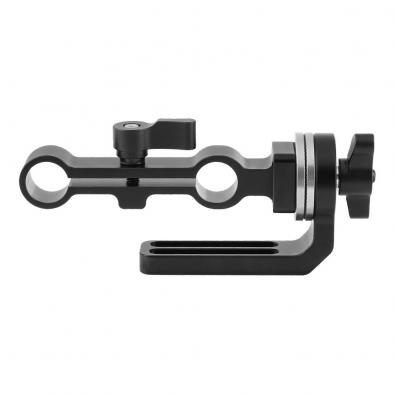 Rod Clamp With ARRI Rosette Extension Part