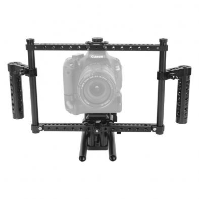 Hand-held Camera Cage Kit