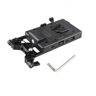 Power Supply Splitter Mounting Plate