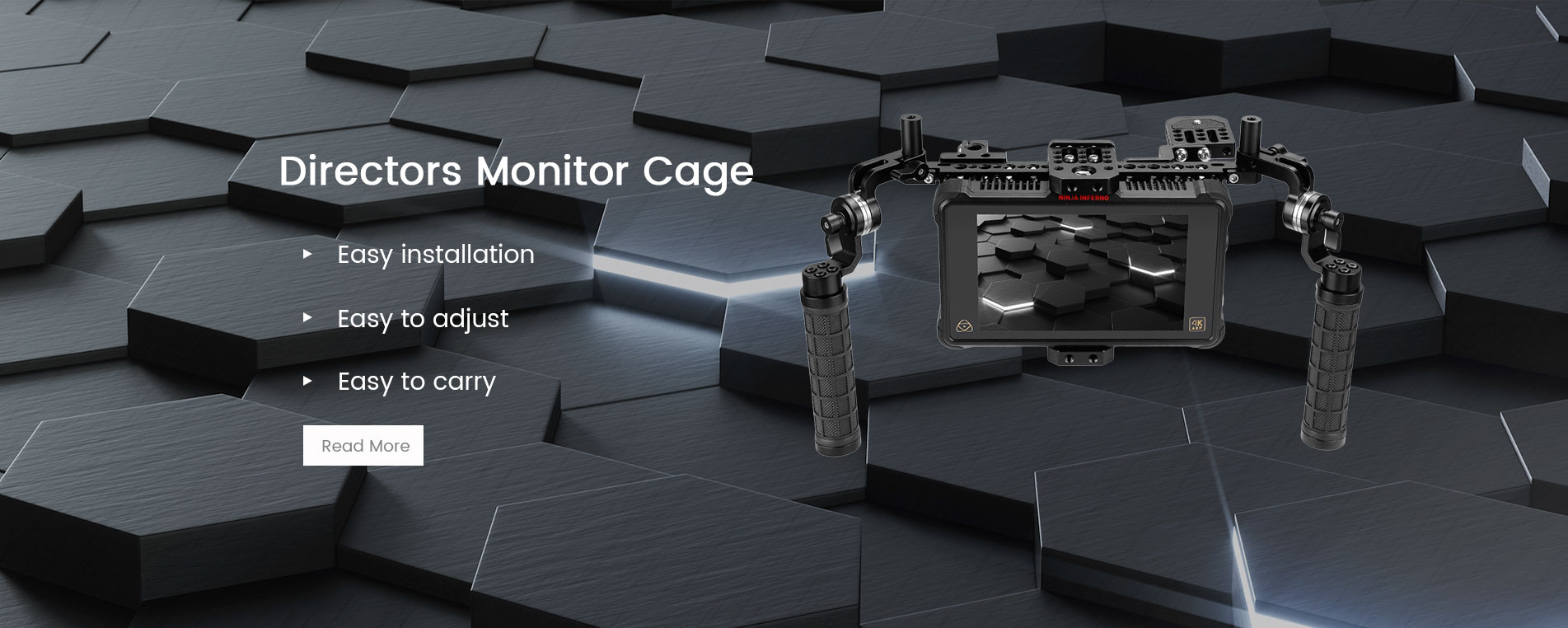 Director's Monitor Cage
